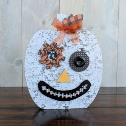 Large Steam Pumpkin - Foundations Decor found on Bargain Bro India from A Cherry On Top Crafts for $16.31