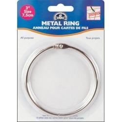"""1/Pkg - Metal Ring 3"""""""
