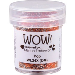 Pop WOW! Embossing Powder found on Bargain Bro India from A Cherry On Top Crafts for $3.49