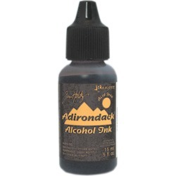 Slate Adirondack Alcohol Ink By Tim Holtz