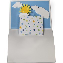 Hello Sunshine Wiper Insert Die Set - i-Crafter found on Bargain Bro India from A Cherry On Top Crafts for $17.99