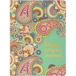 Believe, Achieve, Succeed - Softcover Journal found on Bargain Bro India from A Cherry On Top Crafts for $9.99