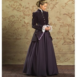 FF (16-18-20-22) - Misses'/Misses' Petite Early 20Th Century Costume