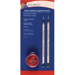 Graphite - Fons & Porter Water-Soluble Pencil Set