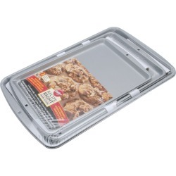 "9""X13"", 10""X15"", 11.5""X17"" - Recipe Right Cookie Pans 3/Pkg"