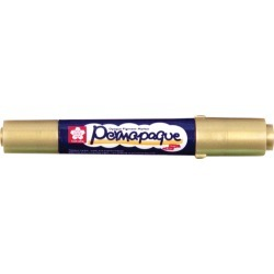 Metallic Gold - Permapaque Paint Marker Dual Point