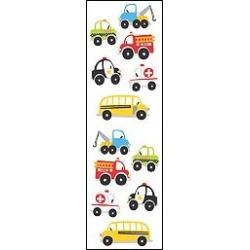 Chubby Work Vehicles - Mrs Grossman's Stickers