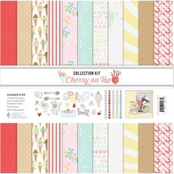 A Cherry on Top Collection Kit - Fancy Pants - PRE ORDER