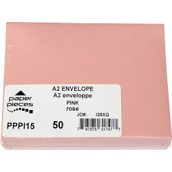 Pink - A2 Envelopes 50/pkg found on Bargain Bro Philippines from A Cherry On Top Crafts for $13.99