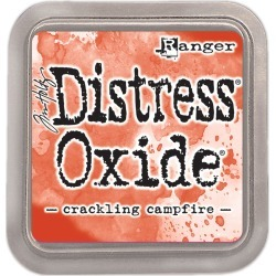 Crackling Campfire Distress Oxide Ink Pad - Tim Holtz found on Bargain Bro India from A Cherry On Top Crafts for $5.99