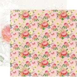 Choose Happy Paper - Simple Vintage Garden District - Simple Stories - PRE ORDER