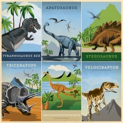 4X6 Journaling Cards Paper - Dinosaurs - Carta Bella found on Bargain Bro India from A Cherry On Top Crafts for $0.99