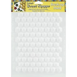 Hexagon Breakup 90 Cavity - Sweet Shoppe Candy Molds found on Bargain Bro Philippines from A Cherry On Top Crafts for $2.99