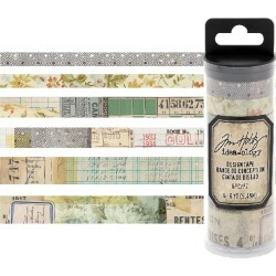 Collector Washi Tape - Tim Holtz found on Bargain Bro Philippines from A Cherry On Top Crafts for $9.99