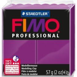 Fimo Professional Soft Polymer Clay 2oz - Violet