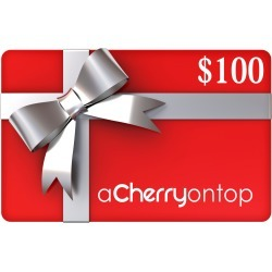 Gift Card $100 found on Bargain Bro India from A Cherry On Top Crafts for $100.00