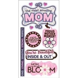 My Beloved Mom Stickers - Essentials By Sandylion