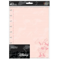 Disney � Colorblock Mickey Minnie Classic Fill Paper - The Happy Planner found on Bargain Bro Philippines from A Cherry On Top Crafts for $7.99