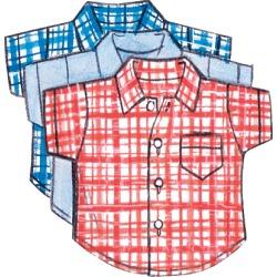 Infants' Shirt, T - Shirt, Pants and Hat - NB - S - M
