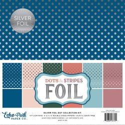Spring Silver Foil 2018 Collection Kit - Echo Park