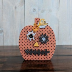 Small Steam Pumpkin - Foundations Decor found on Bargain Bro India from A Cherry On Top Crafts for $8.39