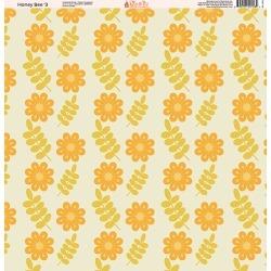 Honey Bee Paper #3 - Ella & Viv