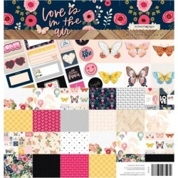 Love Is In The Air Collection Kit - Websters Pages