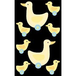 Ducks Stickers - Mrs Grossman's Stickers