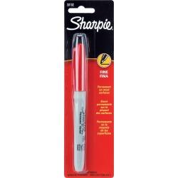 Red - Sharpie Fine Point Permanent Marker