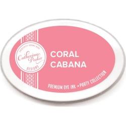 Coral Cabana Ink Pad - Catherine Pooler