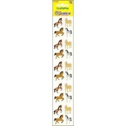Horses Classpak Stickers - SandyLion