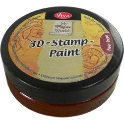Walnut Brown - 3D Stamp Paint