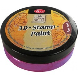 Rose - 3D Stamp Paint