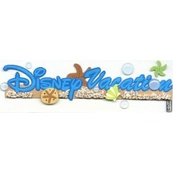 Disney Vacation - Disney found on Bargain Bro India from A Cherry On Top Crafts for $1.99