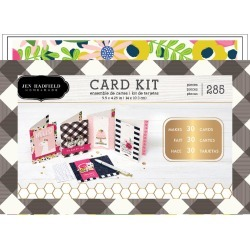 My Bright Life Card Kit - Pebbles