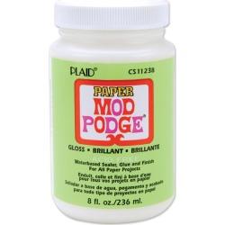 Paper Mod Podge - Plaid