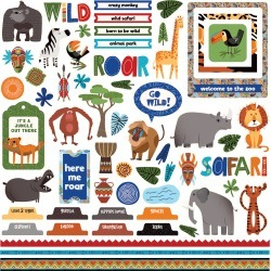 A Walk on the Wild Side Element Sticker - Photoplay - PRE ORDER