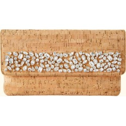 Lilly Pulitzer Georgette Embellished Cork Clutch found on Bargain Bro Philippines from lillypulitzer.com for $158.00