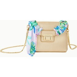 Lilly Pulitzer Weston Leather Crossbody Bag found on Bargain Bro Philippines from lillypulitzer.com for $178.00