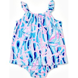 Lilly Pulitzer Shireen Infant Dress