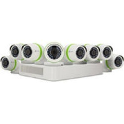 EZVIZ 8 Channel 1080p HD Security System with 2TB HDD, 8 1080p Bullet Cameras, and 100' Night Vision found on Bargain Bro India from Sam's Club for $349.00