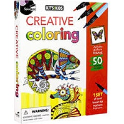 CREATIVE COLORING KIDS KITS found on Bargain Bro Philippines from Sam's Club for $16.98