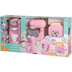 Gourmet Kitchen Appliances, Pink