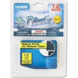 Brother P-Touch TZ Machine Tape Cartridge found on Bargain Bro India from Sam's Club for $13.48
