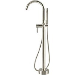 OVE Decors Athena Satin Freestanding Faucet found on Bargain Bro India from Sam's Club for $398.00