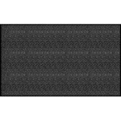 Chevron Rib Indoor Entrance Mat - 3' x 5' - Charcoal found on Bargain Bro India from Sam's Club for $26.86