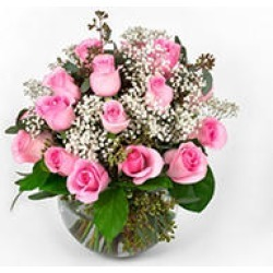 Wedding Collection Pink Rose, Centerpieces (6 pieces) found on Bargain Bro India from Sam's Club for $299.98