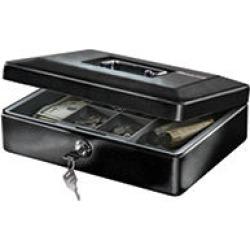 12IN CASH BOX KEY LOCK found on Bargain Bro from Sam's Club for USD $11.38