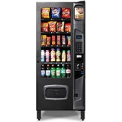 Selectivend DZ3 Combo Snack Machine w/ CC Reader