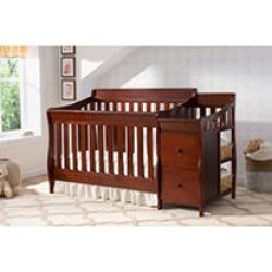 Delta Children Bentley Convertible Crib 'N' Changer,